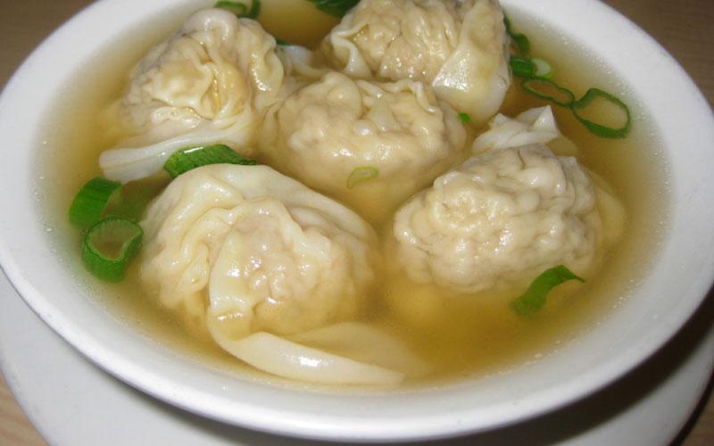 image of Chinese dumplings