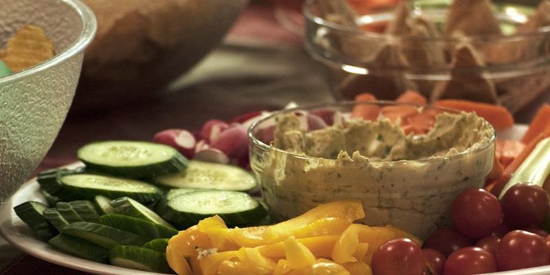 Atelier de cuisine intergenérationnel: mezzé libanais | Santropol on